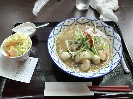 タイレストラン 沌 コレド日本橋店|ヤッホー隊長(関 武徳)のらーめんメモ