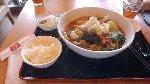 火鍋ラーメン(850円)