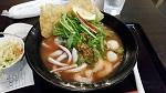 タイ式汁そばトマトシーフード麺(960円)